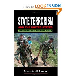 state terrorism and non state terrorism Targeting nonstate actors that can easily cross borders and operate in   terrorist groups have evolved to rely less on state support, which.